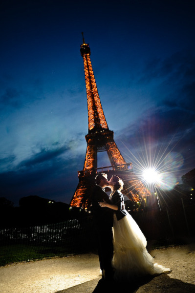 Paris Wedding - Wisner Photography