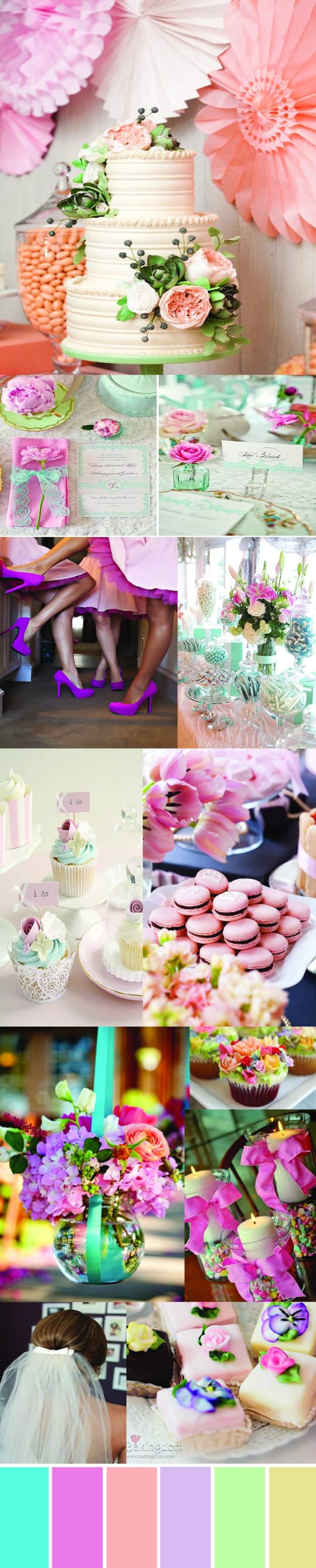 Easter Inspiration by True Romance Weddings