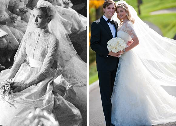28445a4783bf ... 2006 Even though we weren't huge fans of this strange-under-the-surface  marriage, and it didn't end happily ever after, this dress was perfect on  Katie.