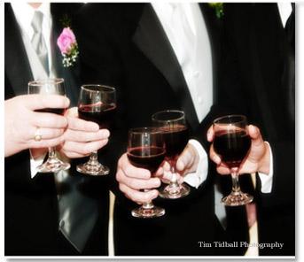 groom-wine