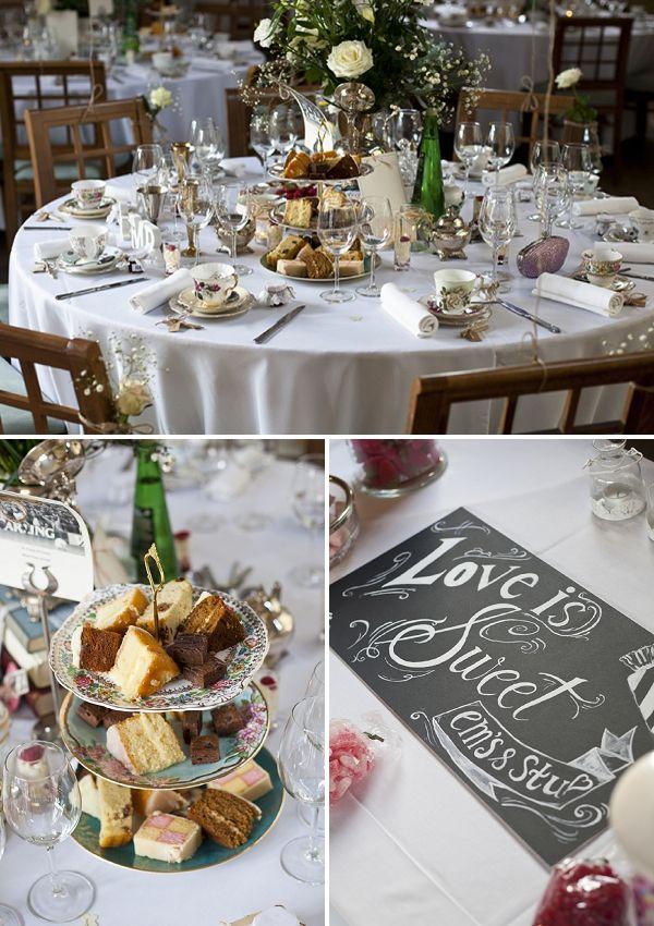Wedding Foodie Heaven – True Romance Weddings