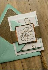 Mint and Gold Colour Inspiration