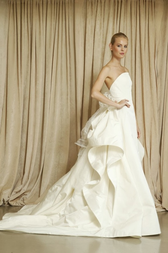 Oscar de la Renta bridal collection