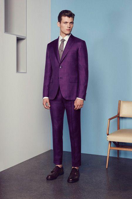 Brioni menswear 2015 suit