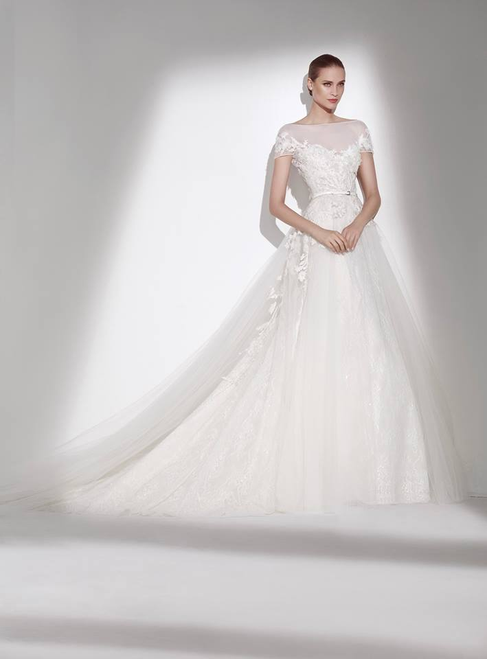 Elie Saab for Pronovias 2015