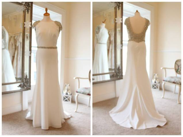 Vintage Pearl Bridal Galway Michelle Burke Gino Cerruti