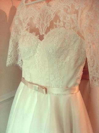 Vintage Pearl Bridal Galway Michelle Burke House of Mooshki