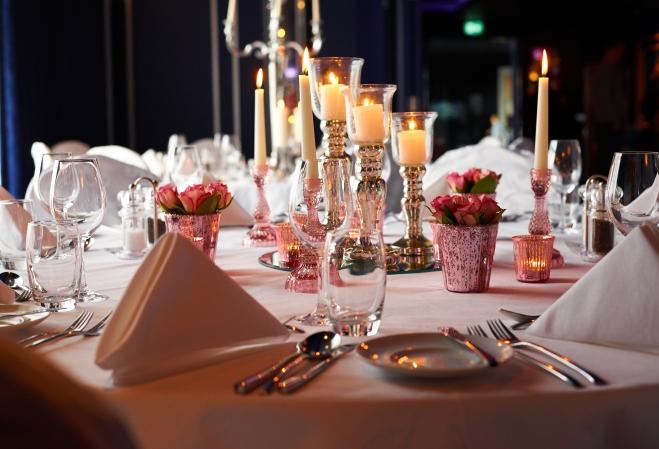 Dress Your Wedding G Hotel Galway wedding decor