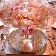 Coral pink and gold wedding ideas irish wedding blog