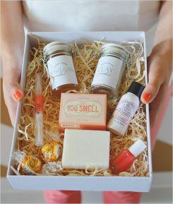 Bridesmaid gift ideas from True Romance Weddings