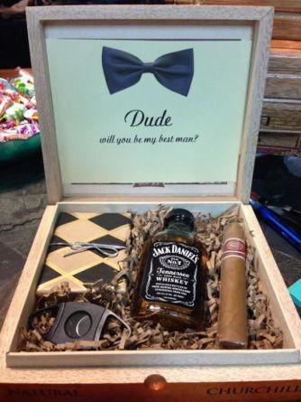 Groomsmen gift ideas from True Romance Weddings