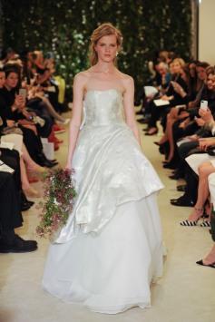 Carolina Herrera Spring Bridal 2016