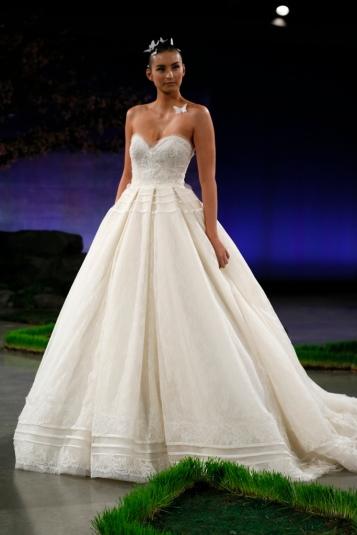 Ines Di Santo Bridal Spring 2016