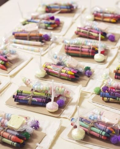 kids ideas for wedding party packs