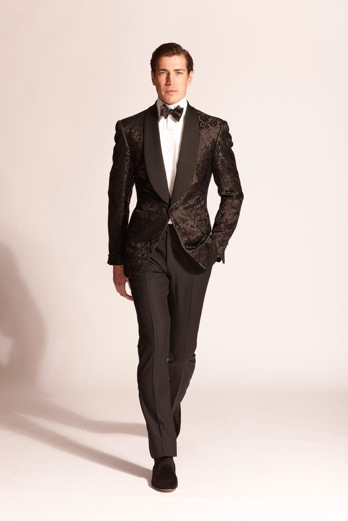 Ralph Lauren Fall 2015 menswear groom trends traditional