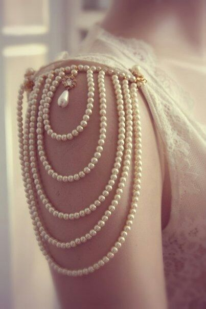 Pearl Wedding Inspiration