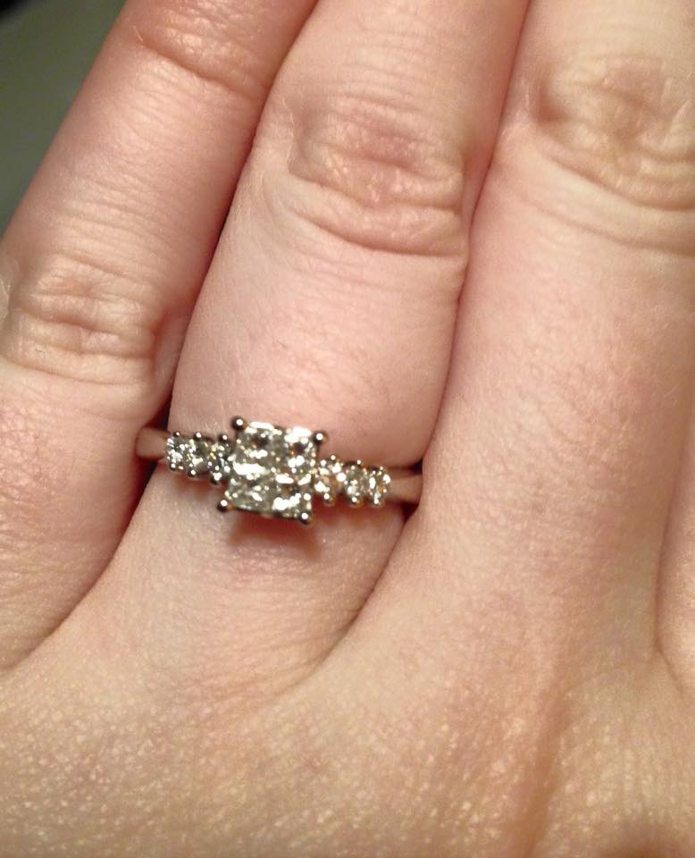 engagement ring wedding planner wedding planning journey