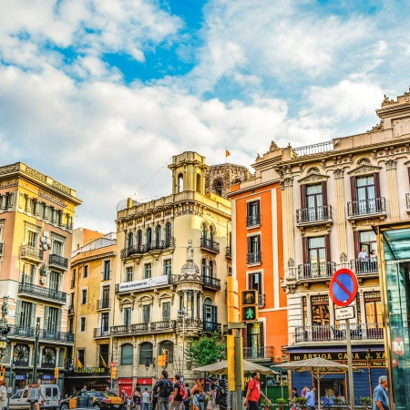 barcelona top European destinations for hens and stags