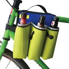uncommon goods groomsman gift bike six pack holder